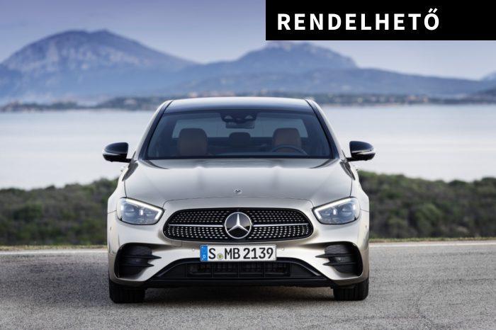 Mercedes-Benz E 200 4Matic limuzin EQ Boost