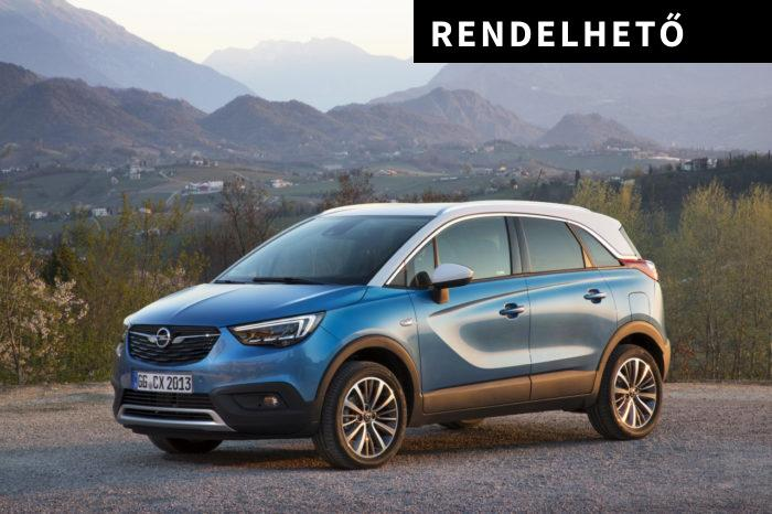 Opel Crossland X Business Edition