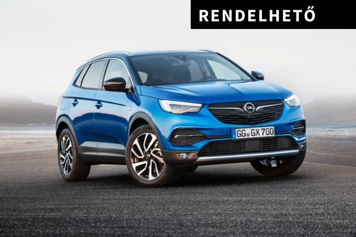 Opel Grandland X Business Edition