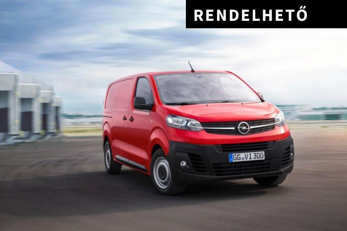 Opel Vivaro Van Enjoy S