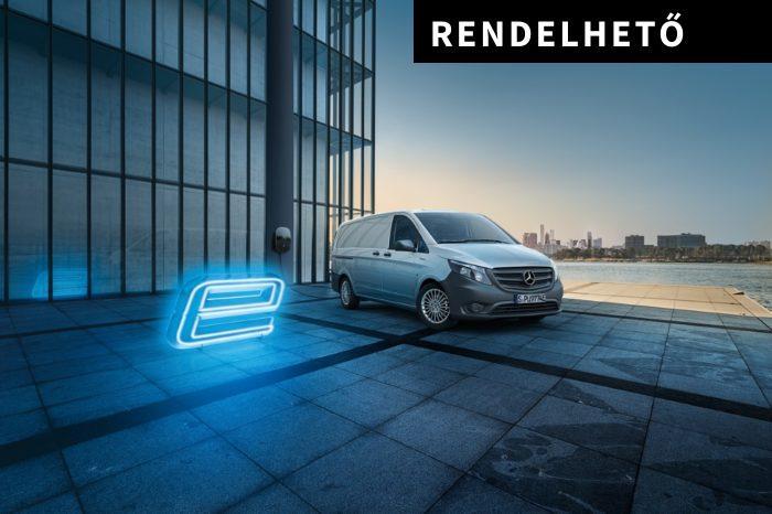 Mercedes-Benz eVito 111 Zárt áruszállító