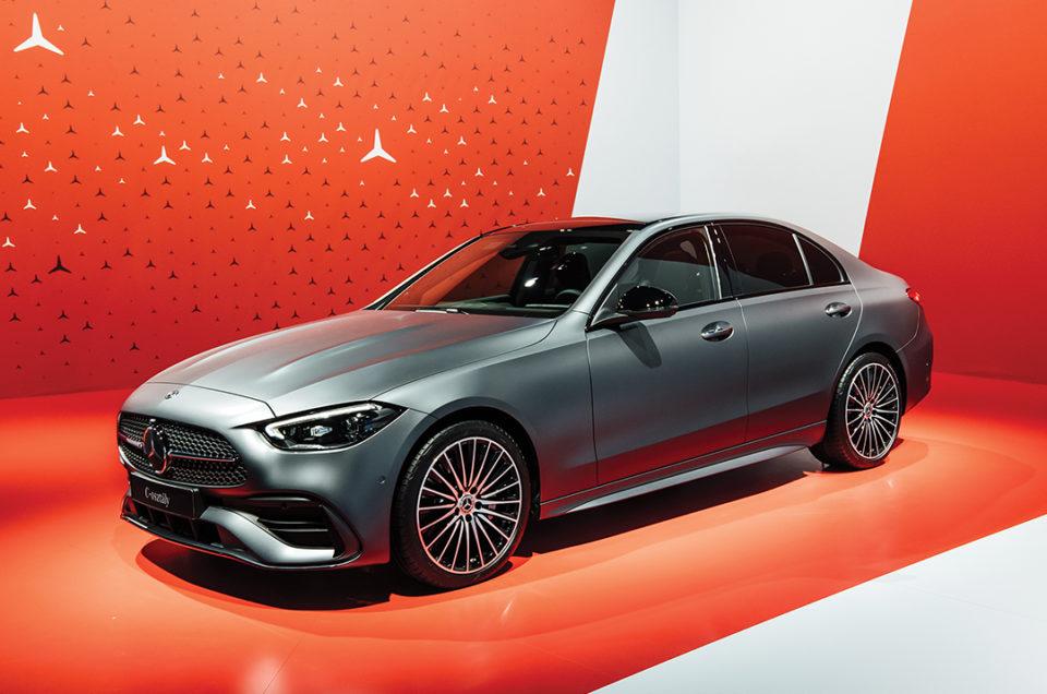 Az új Mercedes-Benz C-osztály limuzin. Fedezze fel a luxus új formáját!