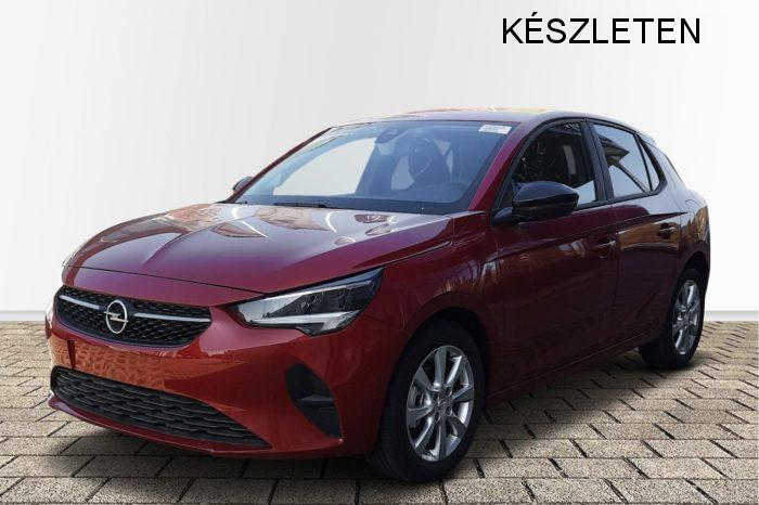 Opel Corsa 1.2 T Business Edition piros